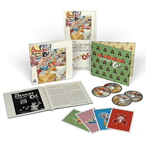 Year Of The Cat: 45th Anniversary Deluxe Edition