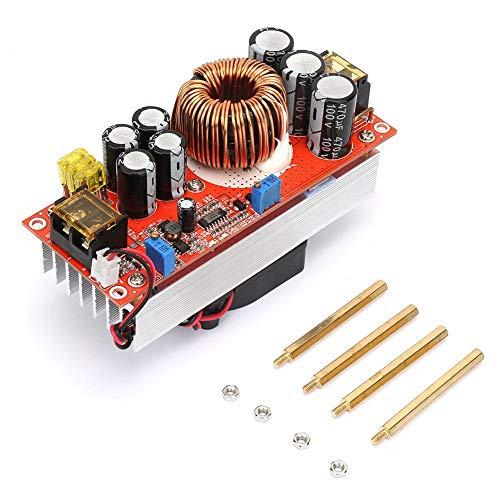 Opwaarts spanningsomvormer, 1500 W 30 A DC-DC omvormer opwaarts stroomvoorzieningsmodule voor elektromotorische audio-monitor-auto-led-display