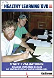 Staff Evaluations: College Entrance Exams or Antiques Road Show Appraisal
