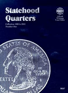 Statehood Quarters: Collection 1999 to 2001 : Number One (Official Whitman Coin Folder)