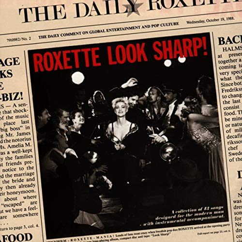 Roxette Look Sharp!