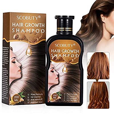 Hair Shampoo for Hair Growth, Hair Growth Shampoo, Shampoo for Thinning Hair and Hair Loss, Hair Loss shampoo,Anti-Hair Loss Shampoo for Thinning Hair and Hair Loss and Hair Regrowth Treatment,200ml