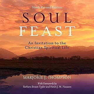 Soul Feast audiobook cover art