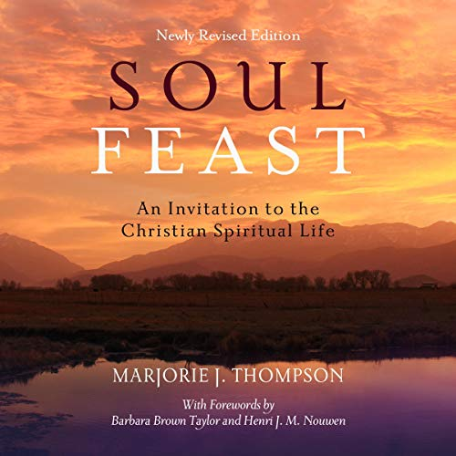 Soul Feast audiobook cover art