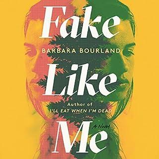 Fake Like Me audiobook cover art