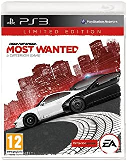 Need For Speed Most Wanted (輸入版:アジア) - PS3