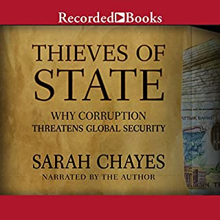 Thieves of State audiobook cover art