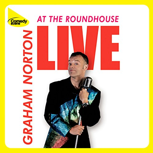 Live at the Roundhouse audiobook cover art