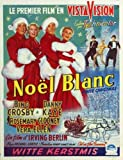Jigsaw Puzzles 1000 White Christmas Poster Belgian Bing Crosby Danny Kaye Rosemary Clooney