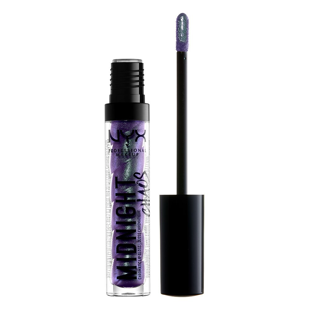 NYX PROFESSIONAL Direct sale of We OFFer at cheap prices manufacturer MAKEUP Midnight Chaos Rain Lip Cosmic 0 Gloss