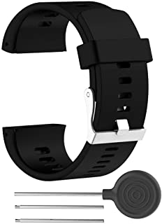 Band for Polar V800, Teepao Silicone Replacement Watch Band Bracelet Accessories Strap for Polar Smart with Tools