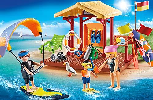 Escuela de deportes acuáticos Playmobil - Family Fun (70090)