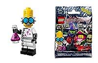 レゴ ミニフィギュア シリーズ14 いかれた科学者 Monster Scientist 【71010-03】
