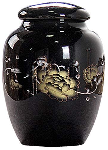QMZDXH Haustier Urnen, Keramikurnen Tierurnen Urnen Für Hunde Katze- Geeignet Für Kleine Tiere Mit Einem Gewicht Von Weniger Als 25 Pfund