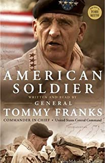 american soldier tommy franks