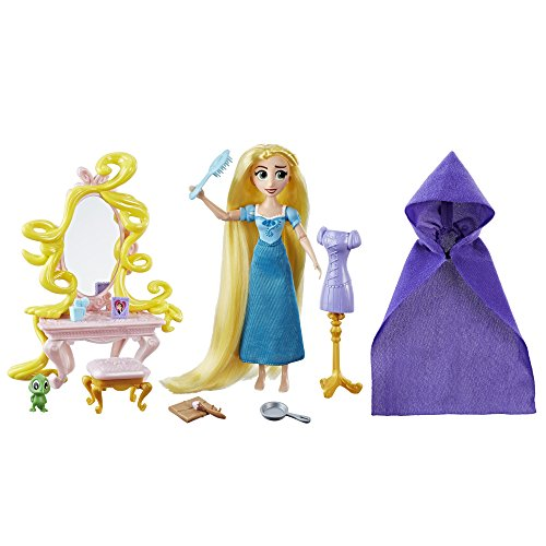 Disney Tangled the Series Rapunzel's Bedroom Vanity