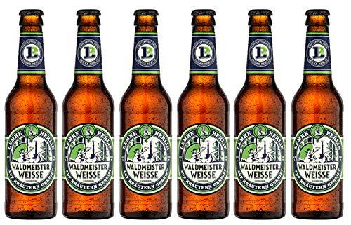 LEMKE Berlin Waldmeister Weisse | Berliner Weisse mit Waldmeister (6 x 0,33l)