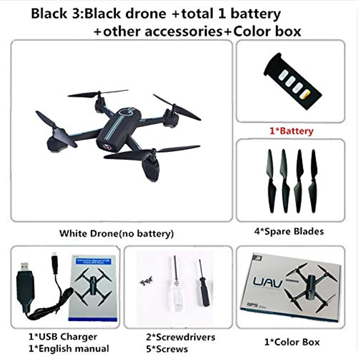 Generic JXD 528 JXD528 RC Drone GPS Follow Auto Helicopter WiFi with 720P HD Camera FPV Remote Control Quadcopter Dron Control by Phone Red