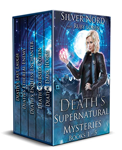 Death's Supernatural Mysteries Boxed Set: Books 1 - 5