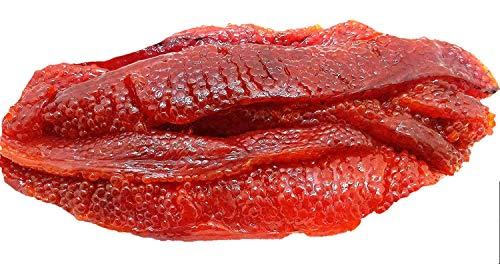 産直丸魚 天然紅鮭 塩筋子 500g入 ただいまA品放出中【訳あり アウトレット品】 おにぎり、お茶漬け、おかずにどうぞ!   ケンミンショー 紅子 べに子 すじこ プライム