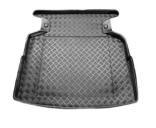Protector Maletero PVC Compatible con Toyota AVENSIS II Sedan Terra (2006-2009) + Regalo | Alfombrilla Maletero Coche Accesorios | Ideal para Perro Mascotas