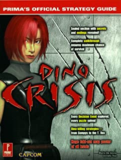 Dino Crisis (Prima's Official Strategy Guide)
