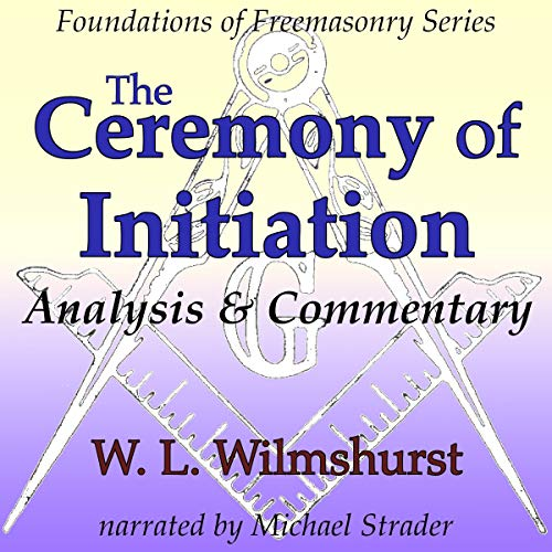 Couverture de The Ceremony of Initiation: Analysis & Commentary