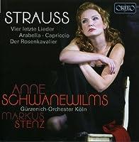 Strauss: Vier letzte Lieder / Arabella / Capriccio / Der Rosenkavalier (2012-05-15)
