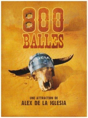 800 balles [Francia] [DVD]