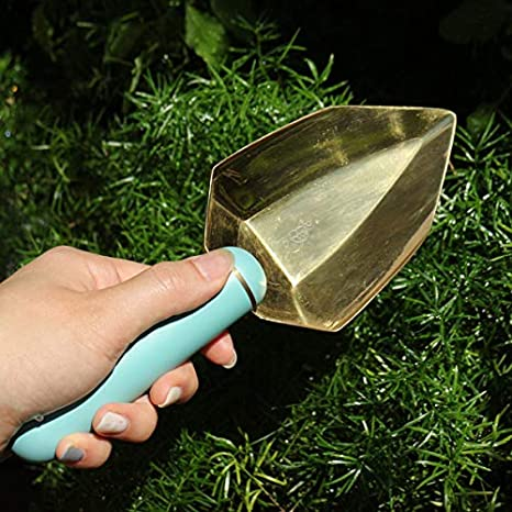 Exclusive Gardening Spade Crystal This Exclusive White Garden Trowel is The Perfect Jewellery in Your Garden Tool Set Multiple Colors Available