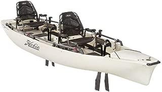 Hobie Mirage Pro Angler 17T Tandem Kayak 2019 Ivory Dune