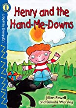 Henry and the Hand-Me-Downs, Grades PK - K: Level 1