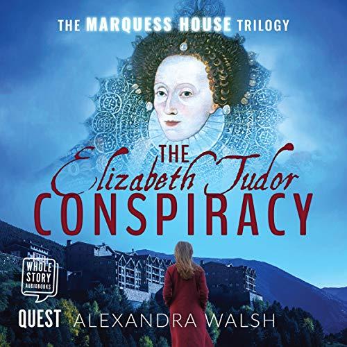 The Elizabeth Tudor Conspiracy cover art