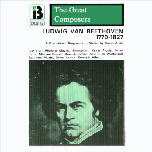 Ludwig van Beethoven audiobook cover art