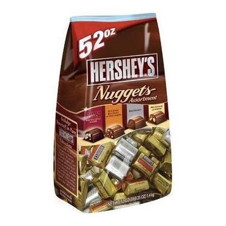 Hershey#039s Nuggets Chocolate Assortment