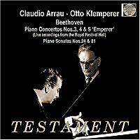 Piano Concerti 3 4 & 5 / Piano Sonatas 24 & 31