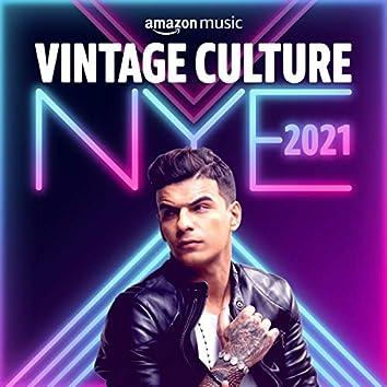 Ano Novo com Vintage Culture