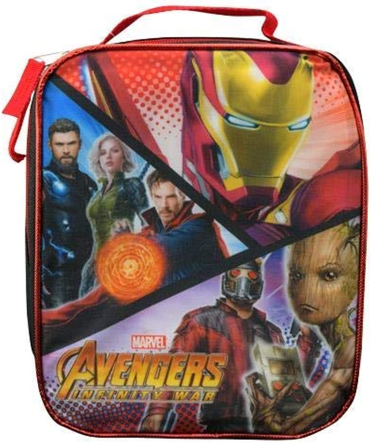 Lunch Bag  Marvel  Avengers Infinity War AWCONR04RS