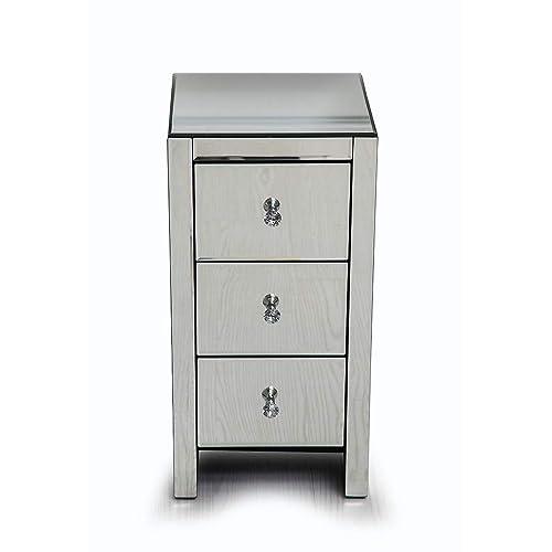 Mirrored Bedroom Furniture: Amazon.co.uk