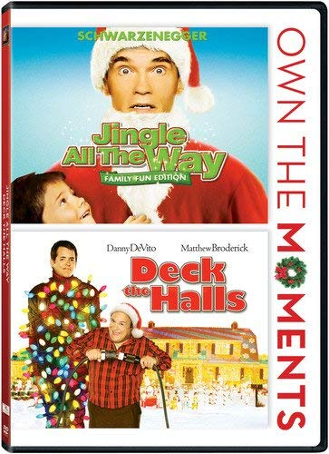 Jingle Way+ Deck Hall Df-sac