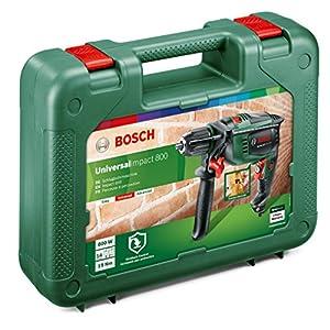 Bosch Schlagbohrmaschine UniversalImpact 800 (800 Watt, Koffer)