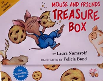 Mouse and Friends Treasure Box - Book  of the If You Give...