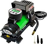 EPAUTO 12V DC Portable Air Compressor Pump, Digital...