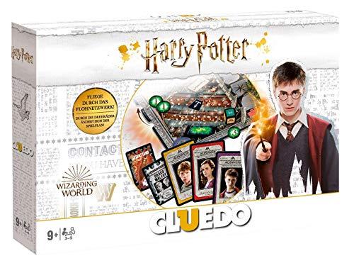 Winning Moves Cluedo Harry Potter Edición Caja Blanca (4034