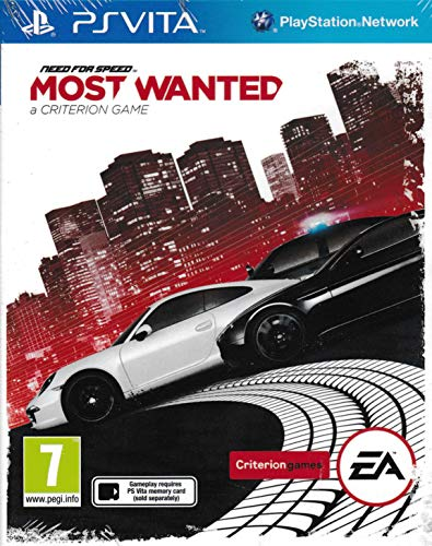NEED FOR SPEED - MOST WANTED [PS VITA GAME]