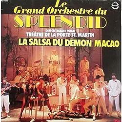 [Disque 33 T Vinyle] Le grand orchestre du splendid, macao, enregistrement public, Théâtre De La Porte St Martin, RCA (Zl 37393)