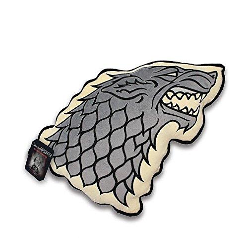 Game Of Thrones Cojín Decorativo Escudo de Armas de la Casa Stark