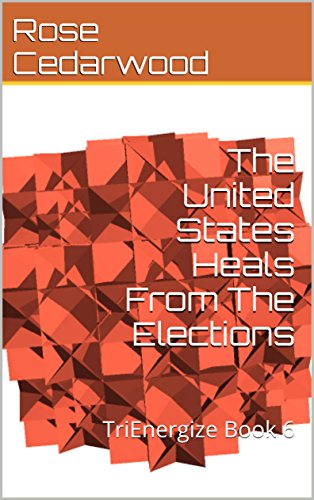 The United States Heals From The Elections: TriEnergize Book 6 (English Edition)