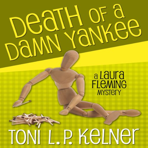 Death of a Damn Yankee audiobook cover art
