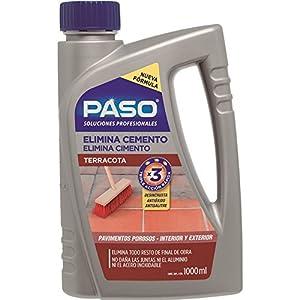 Ceys 700111 Elimina Cemento Terracota, 1000 ml